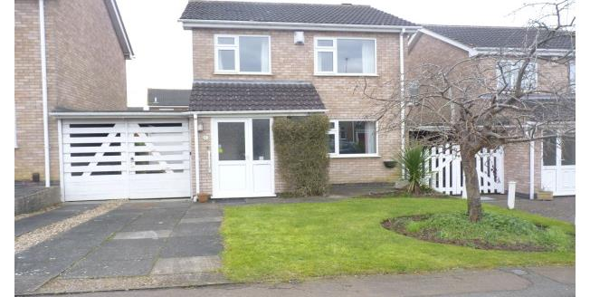 £800 per Calendar Month, 3 Bedroom House To Rent in Wigston, LE18