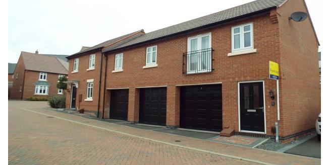 £695 per Calendar Month, 2 Bedroom Apartment To Rent in Ashby-de-la-Zouch, LE65