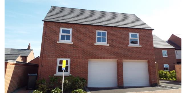 £725 per Calendar Month, 2 Bedroom Maisonette Apartment To Rent in Ashby-de-la-Zouch, LE65