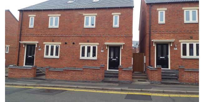£725 per Calendar Month, 3 Bedroom Semi Detached House To Rent in Ibstock, LE67