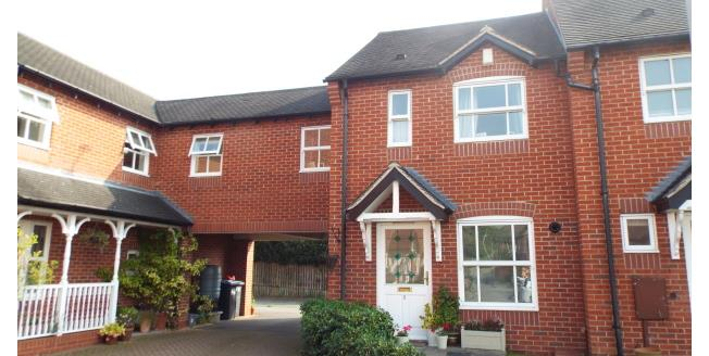 £595 per Calendar Month, 3 Bedroom House To Rent in Ashbourne, DE6