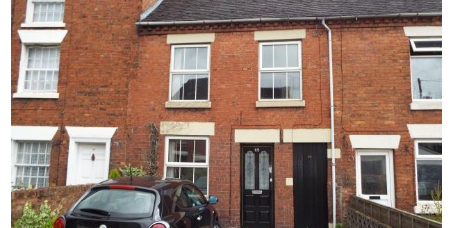 £525 per Calendar Month, 3 Bedroom House To Rent in Cheadle, ST10