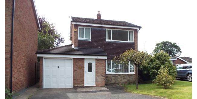 £800 per Calendar Month, 3 Bedroom House To Rent in Doveridge, DE6