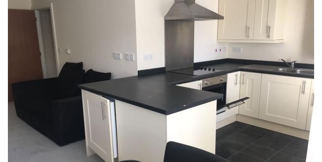 £500 per Calendar Month, 1 Bedroom Flat To Rent in Derby, DE1