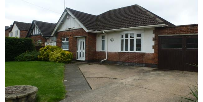 £745 per Calendar Month, 2 Bedroom Bungalow To Rent in Derby, DE3