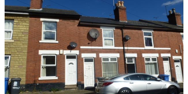 £495 per Calendar Month, 3 Bedroom Terraced House To Rent in Derby, DE22