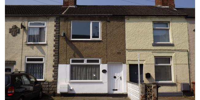 £560 per Calendar Month, 2 Bedroom Terraced House To Rent in Coalville, LE67