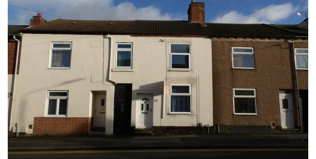 £575 per Calendar Month, 2 Bedroom House To Rent in Coalville, LE67