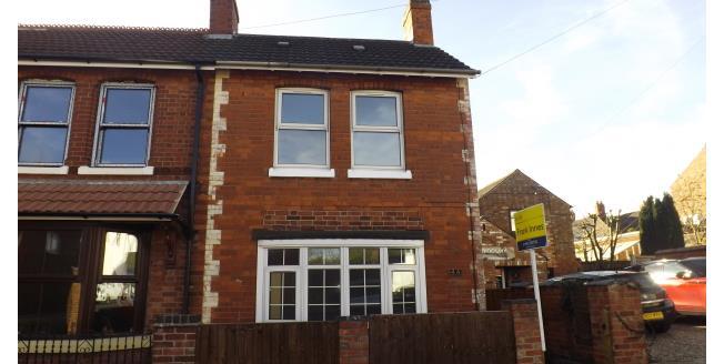 £650 per Calendar Month, 3 Bedroom House To Rent in Ibstock, LE67