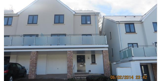 £1,000 per Calendar Month, 4 Bedroom Semi Detached House To Rent in Newton Abbot, TQ12