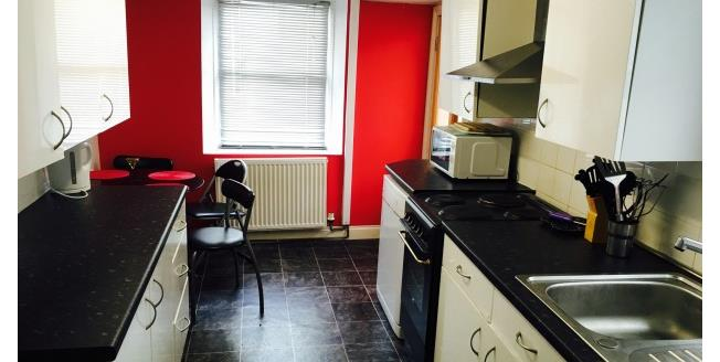 £1,300  per Calendar Month (Calculated), 4 Bedroom House To Rent in Plymouth, PL4