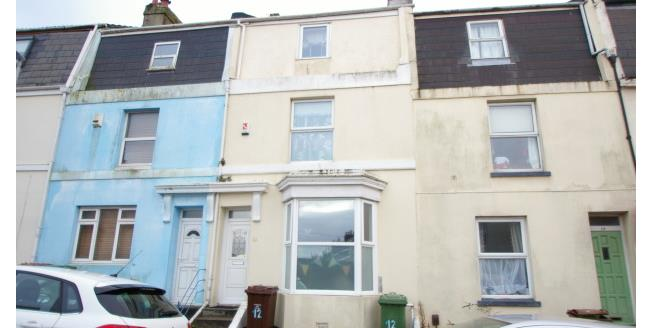 £1,100 per Calendar Month, 4 Bedroom House To Rent in Plymouth, PL4