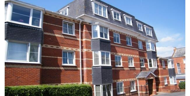 £750 per Calendar Month, 2 Bedroom Flat To Rent in Exmouth, EX8