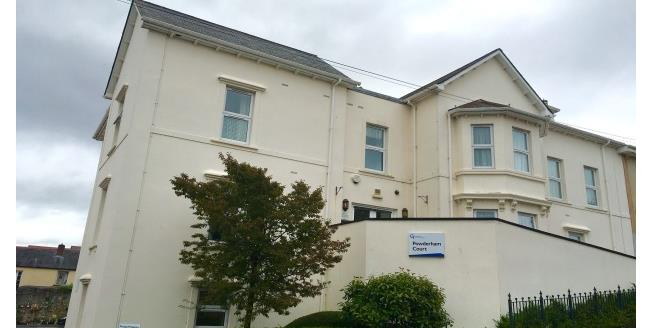 £337 per Calendar Month, 1 Bedroom Flat To Rent in Newton Abbot, TQ12