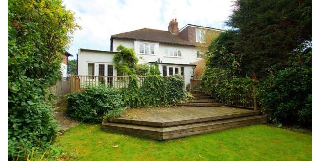 £2,300 per Calendar Month, 4 Bedroom House To Rent in Claygate, KT10