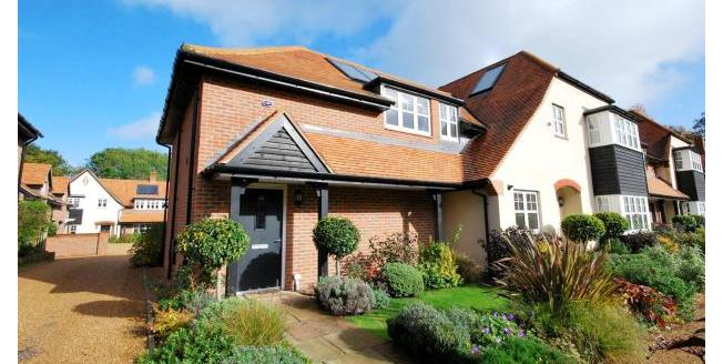£1,500 per Calendar Month, 2 Bedroom House To Rent in East Horsley, KT24