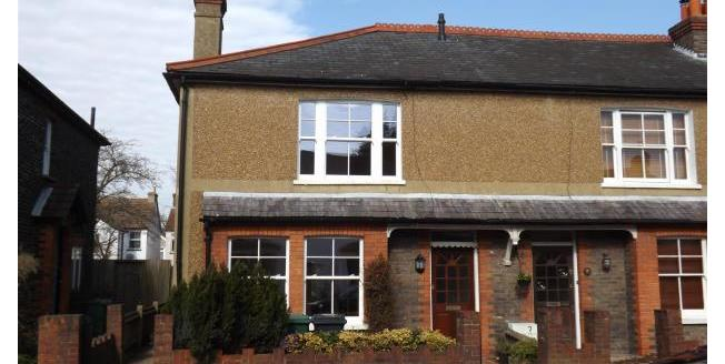 £1,450 per Calendar Month, 2 Bedroom End of Terrace House To Rent in Banstead, SM7