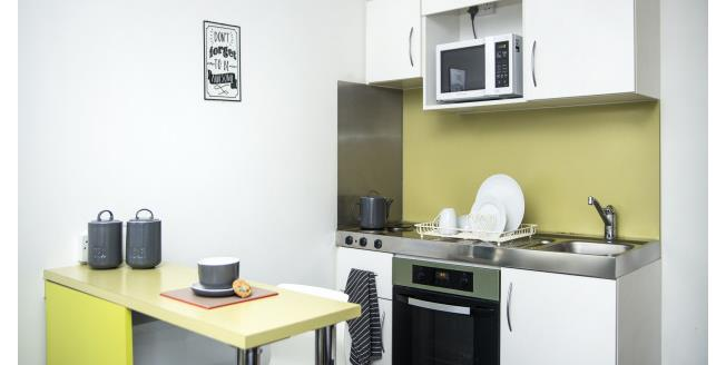 £1,599  per Calendar Month (Calculated), Studio Apartment To Rent in Kingston upon Thames, KT1