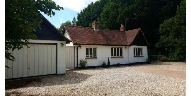 £1,750 per Calendar Month, 3 Bedroom Bungalow To Rent in Ash, GU12