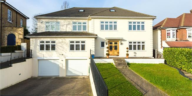 Price on Application, 6 Bedroom Detached House For Sale in Woodford Green, IG8
