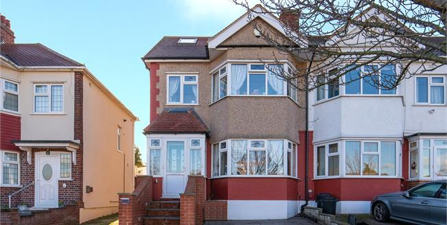 Offers in excess of £600,000, 4 Bedroom End of Terrace House For Sale in Woodford Green, IG8