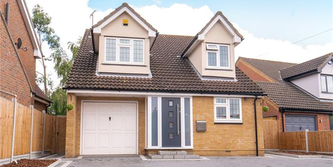 Asking Price £825,000, 4 Bedroom Detached House For Sale in Billericay, CM12