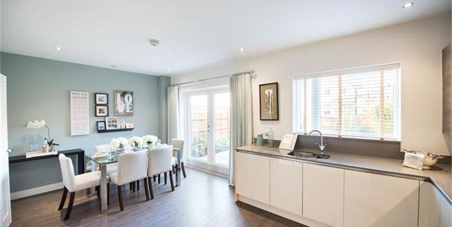 Asking Price £705,000, 3 Bedroom House For Sale in N20