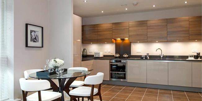 Asking Price £534,995, 2 Bedroom Flat For Sale in N20