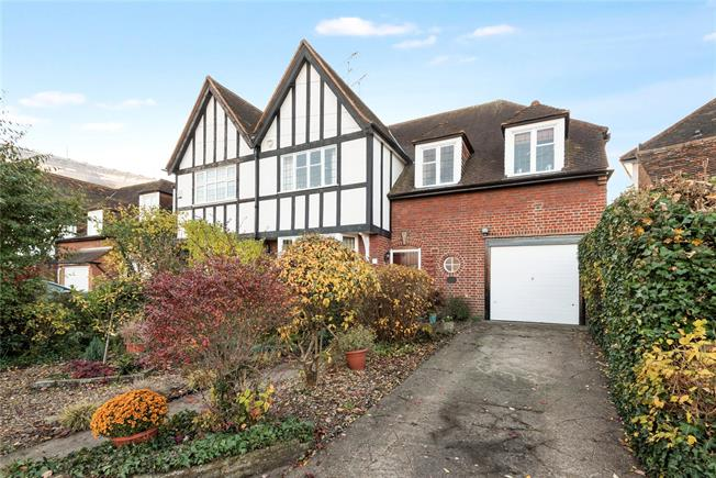 4 Bedroom Semi Detached House For Sale In London For Asking Price