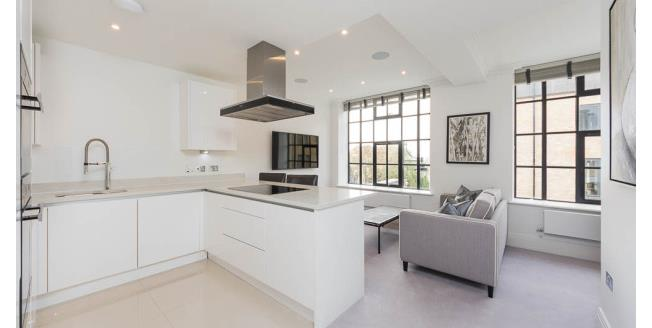 £3,553  per Calendar Month (Calculated), 2 Bedroom Apartment To Rent in Fulham, W6