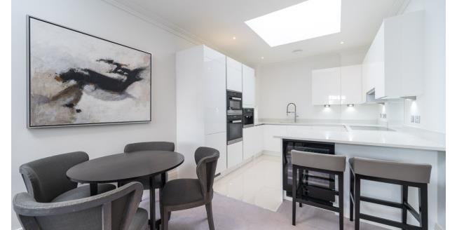£4,203  per Calendar Month (Calculated), 2 Bedroom Apartment To Rent in Fulham, W6