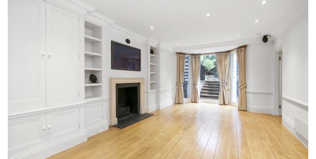 £22,750  per Calendar Month (Calculated), 5 Bedroom House To Rent in London, W8