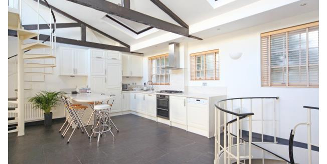 £4,983  per Calendar Month (Calculated), 1 Bedroom Mews House To Rent in London, W11