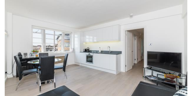 £2,816  per Calendar Month (Calculated), 2 Bedroom Apartment To Rent in London, W8