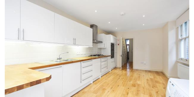 £2,751  per Calendar Month (Calculated), 3 Bedroom House To Rent in London, W4
