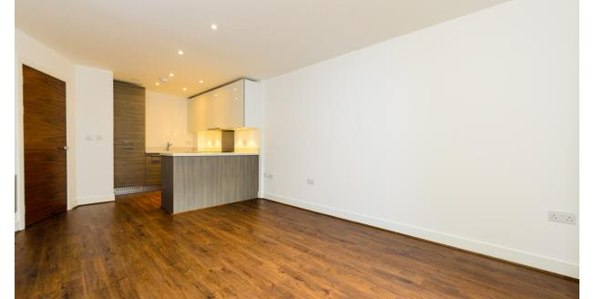 £1,382  per Calendar Month (Calculated), 1 Bedroom Apartment To Rent in London, W3