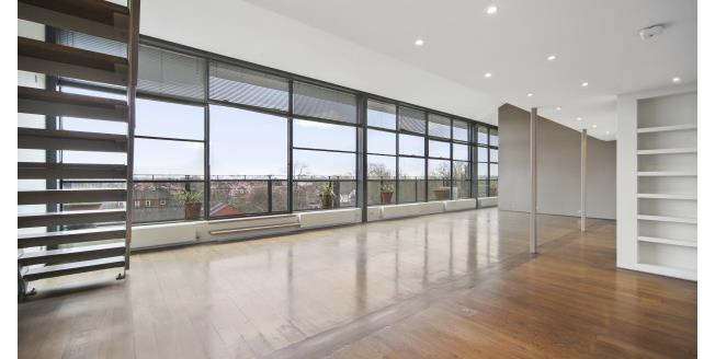 £3,999  per Calendar Month (Calculated), 1 Bedroom Apartment To Rent in London, W4