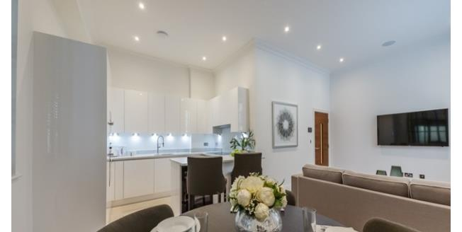 £3,141  per Calendar Month (Calculated), 1 Bedroom Flat To Rent in London, W6