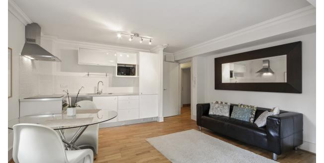 £1,711  per Calendar Month (Calculated), 1 Bedroom Flat To Rent in London, W10