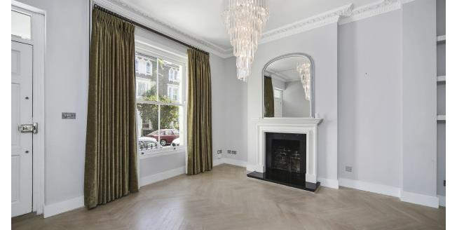 £8,016  per Calendar Month (Calculated), 4 Bedroom House To Rent in London, W11