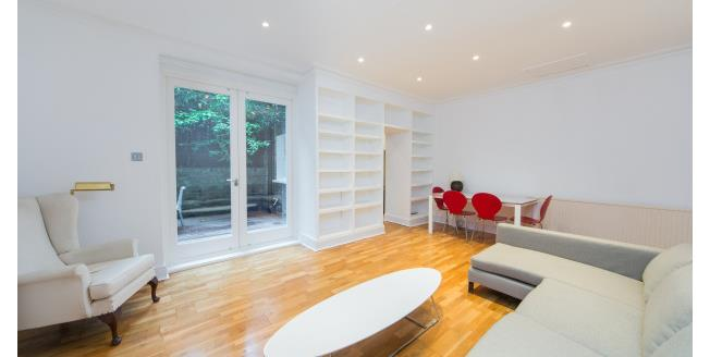 £1,841  per Calendar Month (Calculated), 1 Bedroom Flat To Rent in London, SW5