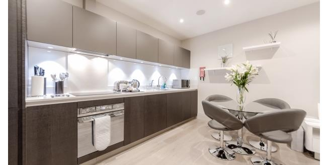 £3,518  per Calendar Month (Calculated), 1 Bedroom Apartment To Rent in London, SW19