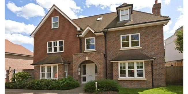 £3,904  per Calendar Month (Calculated), 2 Bedroom Apartment To Rent in Esher, KT10