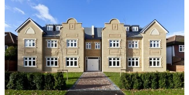 £5,113  per Calendar Month (Calculated), 2 Bedroom Apartment To Rent in Esher, KT10