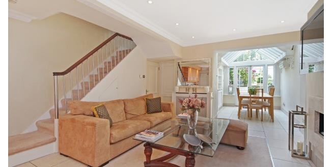 £14,711  per Calendar Month (Calculated), 4 Bedroom House To Rent in London, SW10