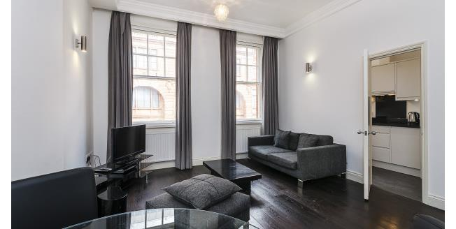 £5,819  per Calendar Month (Calculated), 1 Bedroom To Rent in London, SW3