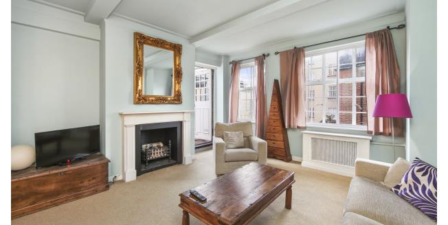 £4,333  per Calendar Month (Calculated), 2 Bedroom To Rent in London, SW3