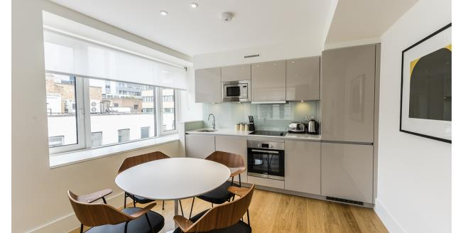 £5,932  per Calendar Month (Calculated), 1 Bedroom To Rent in London, EC3N