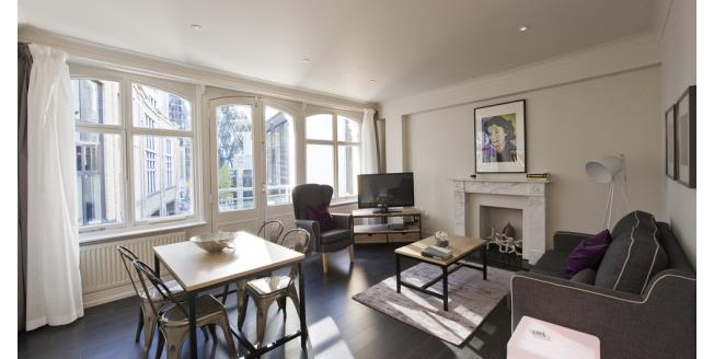 £6,660  per Calendar Month (Calculated), 1 Bedroom To Rent in London, EC3A