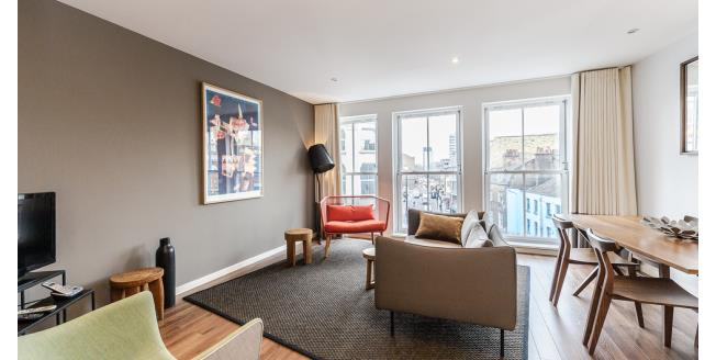 £5,932  per Calendar Month (Calculated), 1 Bedroom To Rent in London, EC2A